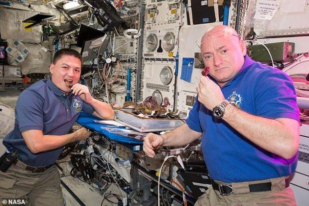 Legumele cultivate pe Stația Spațială Internațională, mai hrănitoare decât cele de pe Pământ