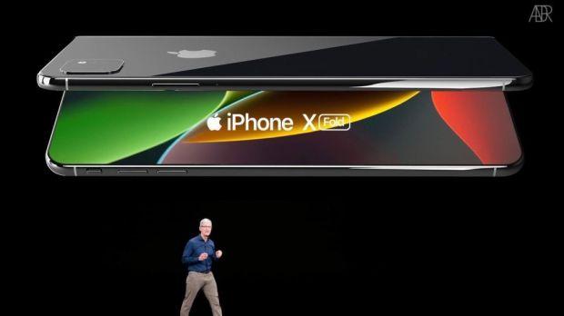 Surpriza pe care Apple o pregătește pentru primul său iPhone pliabil din istorie