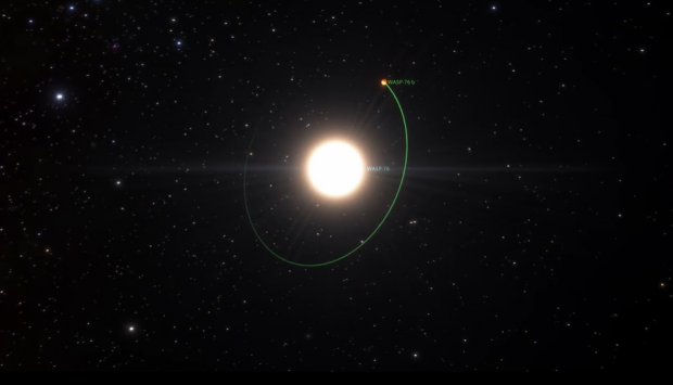 Fenomenul straniu descoperit de cercetători pe o nouă planetă misterioasă