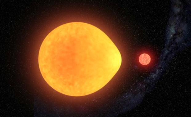 Descoperirea neobișnuită făcută de un grup de astronomi amatori. Cercetătorii căutau așa ceva de 40 de ani