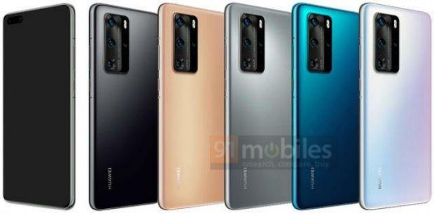 Camerele foto Huawei vor aduce bdquo;noi recorduri . Funcționalitatea pe care o propun chinezii pentru P40 Pro