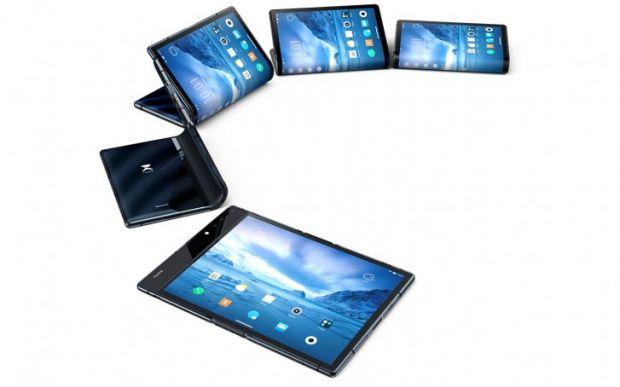 Cel mai performant telefon pliabil din lume va fi lansat la final de martie. Compania surpriză care face concurență Samsung, Huawei sau Motorola