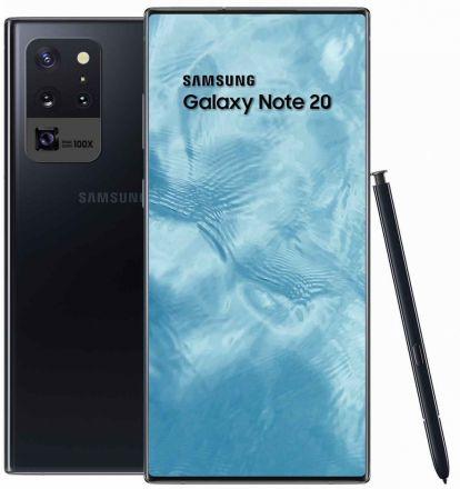 Primele imagini cu Samsung Galaxy Note 20 au apărut pe Internet. La ce să te aștepți