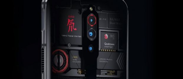 Detaliul care face din Nubia Red Magic 5G un colos al telefoanelor. VIDEO