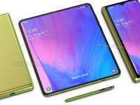 Cum va arăta Samsung Galaxy Fold 2? Randări interesante cu noul smartphone pliabil