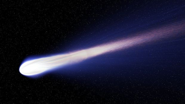 O cometă se apropie de Pământ. Va putea fi observată cu ochiul liber
