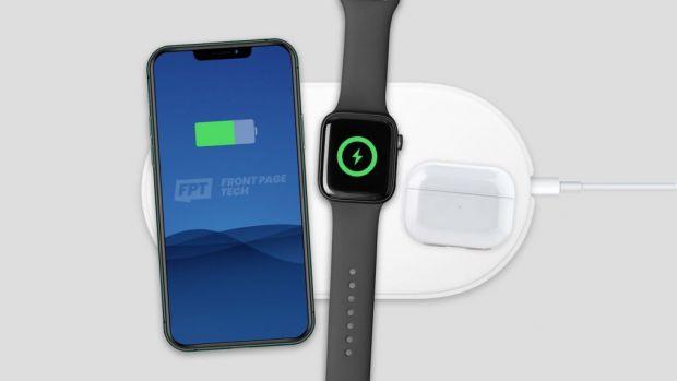Cum ar putea arăta AirPower, dock-ul de încărcare wireless pregătit de Apple