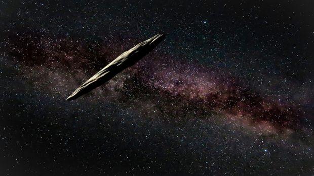 Povestea originilor obiectului Oumuamua ar putea fi una cu totul diferită. De unde vine, de fapt, primul fragment interstelar observat vreodată