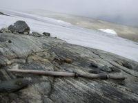 Artefacte spectaculoase din epoca vikingilor, descoperite în Norvegia, după topirea gheții