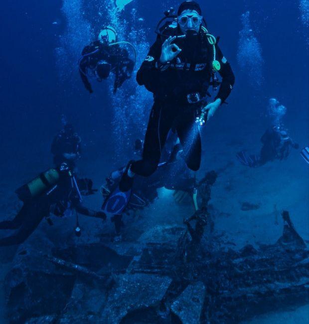 O adevărată comoară, descoperită de arheologi pe fundul mării