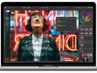 Apple a prezentat o nouă versiune a MacBook Pro de 13 inci, cu Magic Keyboard