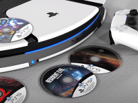 Imagini spectaculoase și în detaliu cu viitorul PlayStation 5. VIDEO