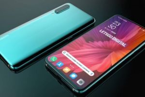 Cum ar putea arăta primul telefon Xiaomi cu camera frontală ascunsă în display
