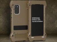 Nu e telefon, e tanc. Cum arată cel mai rezistent Galaxy S20 din lume, dezvoltat de Samsung pentru armata SUA