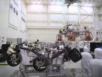 VIDEO. Roverul Perseverance se pregătește de o călătorie spectaculoasă pe Marte