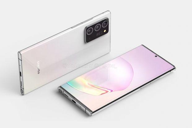 Ecran gigant și specificații de top de la S20 Ultra. Ultimele detalii despre viitorul Galaxy Note 20 de la Samsung