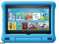 Amazon a lansat o tabletă cu carcasă bdquo;rezistentă la copii