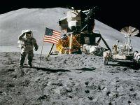 Cum își împart SUA și Rusia Luna. Detaliile care ar putea duce la un bdquo;război spațial