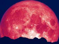 Fenomen astral spectaculos în zilele următoare. Când puteți vedea pe cer fabuloasa Lună Roz
