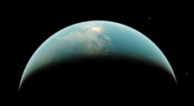 O planetă asemănătoare cu Terra, descoperită pe orbita unei stele similare cu Soarele
