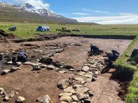 Cea mai veche așezare vikingă, descoperită în Islanda. Câți ani are