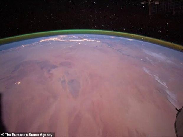 Fenomen neașteptat, observat prima dată în atmosfera planetei Marte