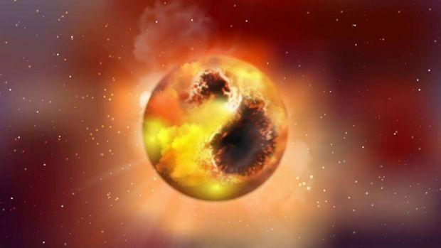 Explozia este iminentă! Ce se întâmplă cu una dintre cele mai strălucitoare stele de pe cer