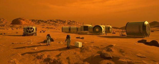 De câți oameni e nevoie pentru colonizarea planetei Marte?