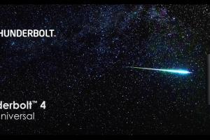 Thunderbolt 4 va fi singurul port de care vei avea nevoie pe un laptop