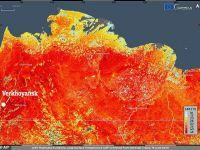 Temperaturi record în Siberia! Cât de cald a fost în luna iunie?