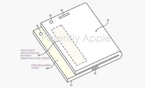 Apple pregătește un smartphone pliabil care va avea un design unic