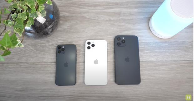 iPhone 12, iPhone 12 Pro și Pro Max într-un nou video. Cum se compară cu modelele anterioare