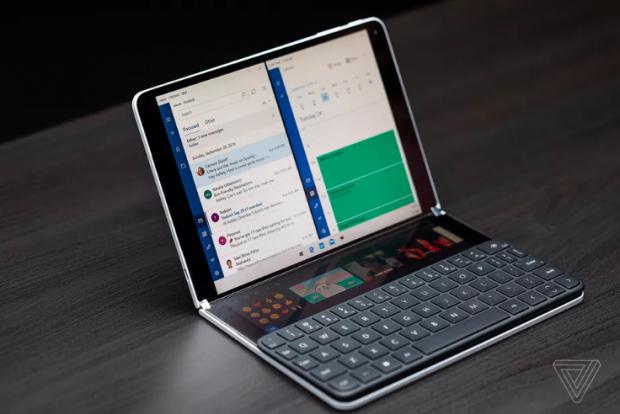 Când se lansează Windows 10X, sistemul de operare pentru dispozitivele cu două ecrane