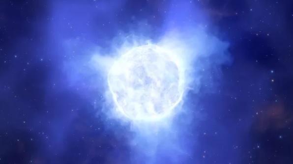 Fenomen inexplicabil observat de astronomi! Ce s-a întâmplat cu această stea uriașă?