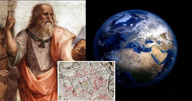 Pământul este format din cuburi. O teorie a lui Platon veche de mii de ani, confirmată de cercetători
