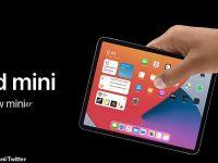Așa va arăta noul iPad mini? Poate fi ținut într-o mână, iar specificațiile sunt impresionante
