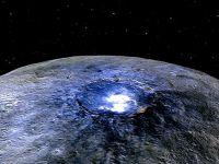Descoperire importantă despre planeta pitică Ceres! Ce se ascunde sub crusta de gheață?