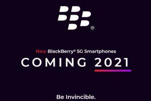 Vă era dor de BlackBerry? Compania va lansa un telefon cu taste și tehnologie 5G
