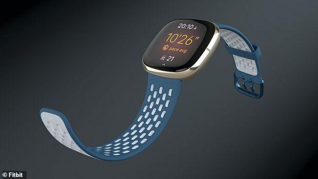 Fitbit a prezentat rivalul Apple Watch. Noul gadget măsoară nivelul de stres și temperatura