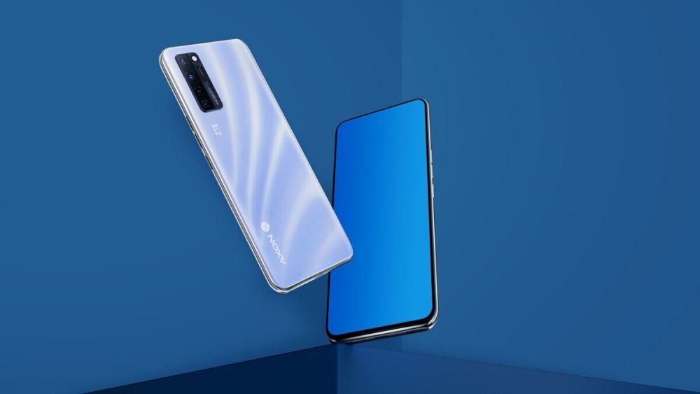 Primul telefon 5G cu o cameră ascunsă sub ecran a fost anunțat oficial