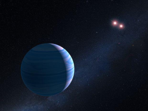 Astronomii au descoperit cel mai rar tip de planetă din Univers. Nu au mai văzut niciodată așa ceva