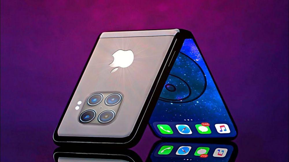 Furnizor surpriză pentru ecranul primului iPhone pliabil din istorie! Cu cine va colabora Apple