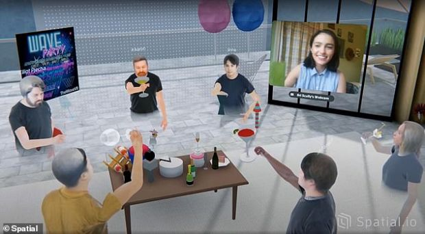 Viitorul comunicării online: ședințe pe Zoom cu avatar holografic