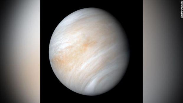 Rusia revendică o parte din cosmos: Venus este o planetă rusească