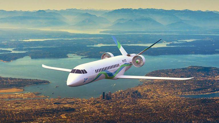 Avioanele electrice ar putea deveni realitate în curând. Declarație surprinzătoare a lui Elon Musk