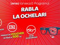 (P) Programul  Rabla la ochelari! , ajutorul tău de nădejde!
