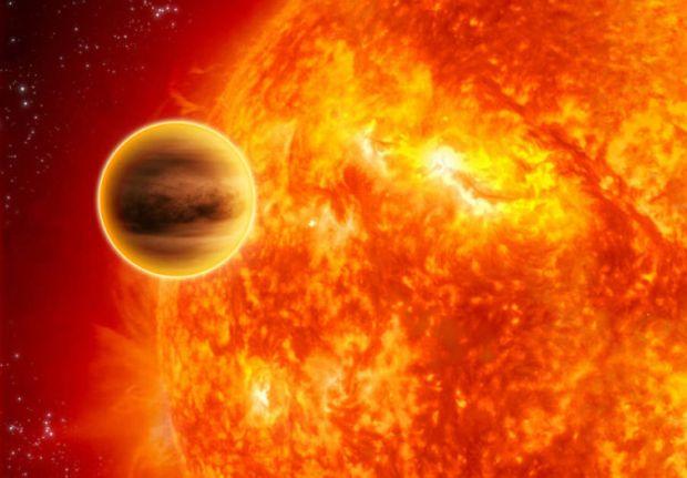 Este cea mai stranie planetă descoperită până acum! Astronomii nu-și explică existența ei