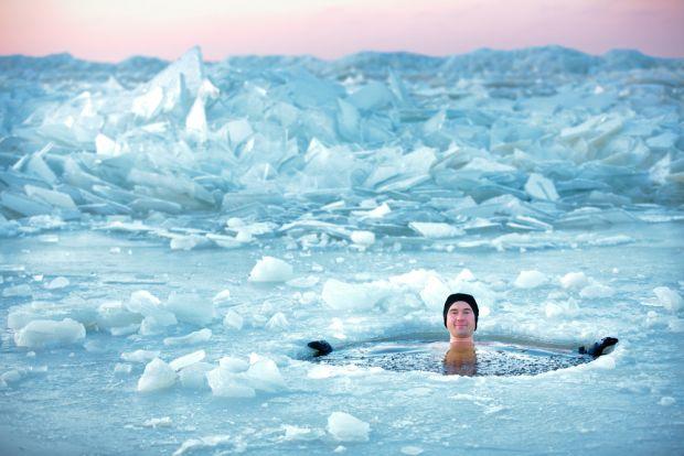 Apa rece, tratament pentru demență