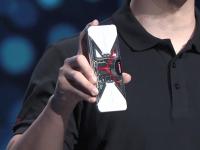 Compania care a prezentat telefonul de gaming aproape transparent