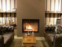 (P) Șemineul pe lemne premium - de la arhaica vatră pe foc, la soluția termică modernă!